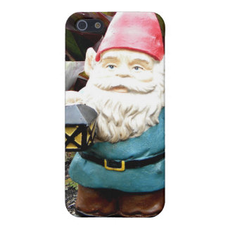 Garden Gnome iPhone SE/5/5s Cover