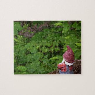 Garden Gnome Jigsaw Puzzle