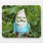Garden Gnome Mouse Pad