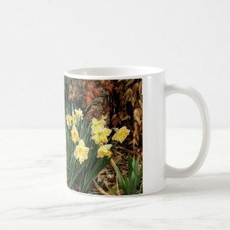 Garden Gnome Classic White Coffee Mug