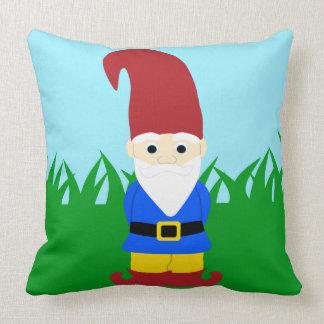 Garden Gnome pillow