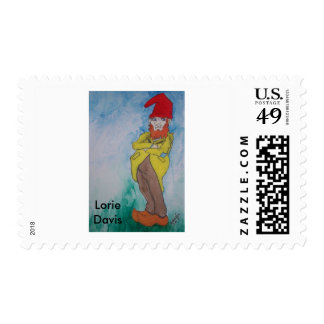 Garden Gnome Stamps