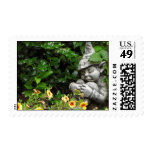 Garden Gnome Stamp