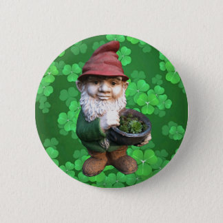 Garden Gnomes Button