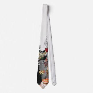 Garden Gnomes, V-J Day Tie