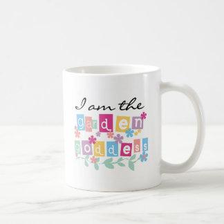 Garden Goddess Tshirts and Gifts Coffee Mug