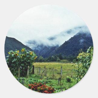 Garden Golden Bay Area South Island Stickers