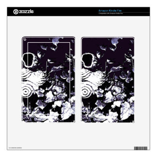 Garden Goth Skin For Kindle Fire