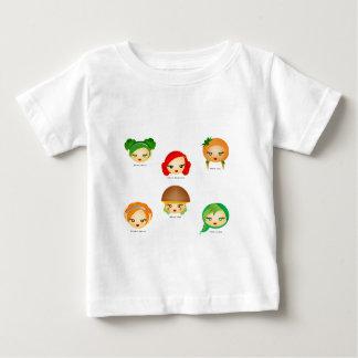 Garden Greens Baby T-Shirt