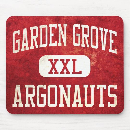 Garden Grove Argonauts Athletics Mouse Pad