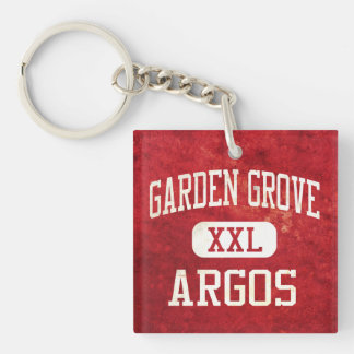 Garden Grove Argos Athletics Keychain