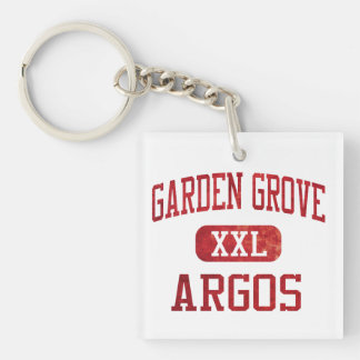 Garden Grove Argos Athletics Acrylic Keychain