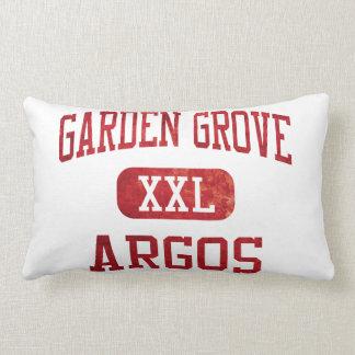 Garden Grove Argos Athletics Throw Pillow