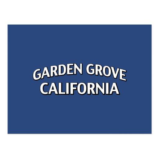 Garden Grove California Postcard Zazzle