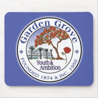 Garden Grove City Seal Mouse Pad