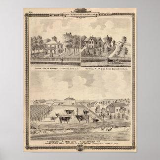 Garden Grove Herd, Pryor Poster