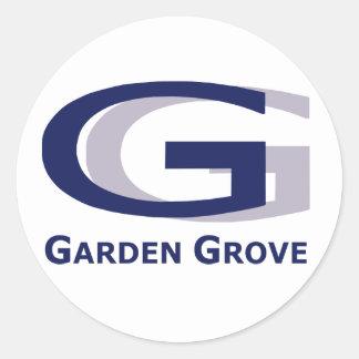 Garden Grove Logo Sticker