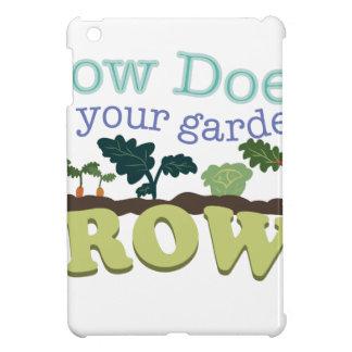 Garden Grow iPad Mini Case