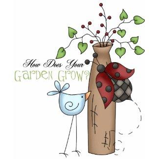Garden Grow Shirt shirt