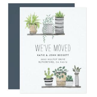 Garden Grown   Moving Announcement