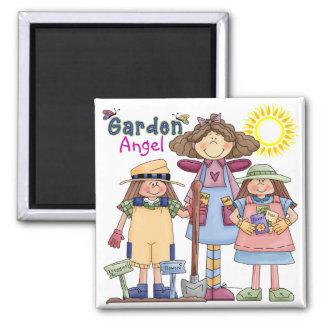 GARDEN Guardian Angel by SRF Refrigerator Magnets