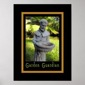 Garden Guardian Poster