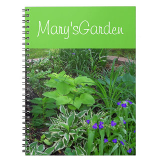 Garden Guide Notebook