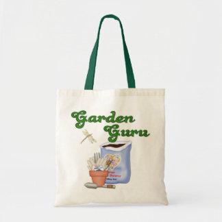 Garden Guru Tote Bags