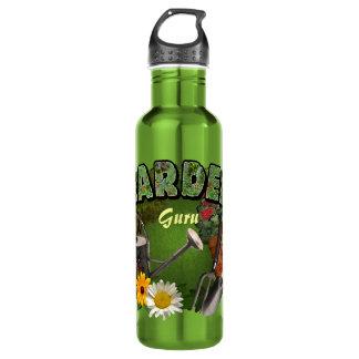 Garden Guru Stainless Steel Water Bottle