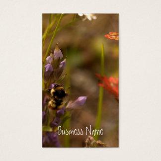 Garden HoneyBee Business Card