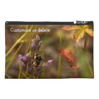 Garden HoneyBee; Customizable Travel Accessories Bag