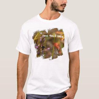 Garden HoneyBee; Customizable T-Shirt