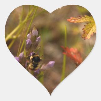 Garden HoneyBee; No Text Stickers