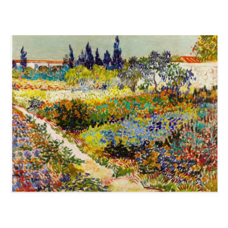 Garden in Arles Postcard