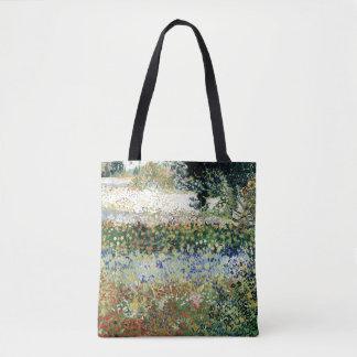 Garden in Bloom, Arles, 1888 Tote Bag