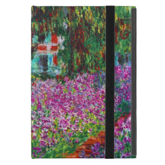 Garden in Giverny by Monet Covers For iPad Mini