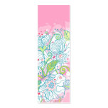 Garden in My Soul Bookmark Double-Sided Mini Business Cards (Pack Of 20)