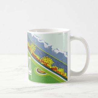 Garden in the Alps Mug