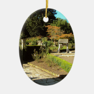 Garden in the Rookery, Streatham Common, London Ceramic Ornament