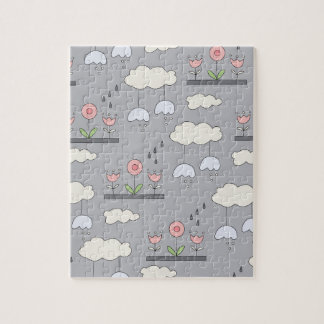 Garden in The Sky Jigsaw Puzzle