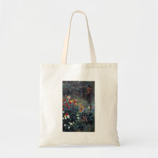 Garden in the street Cortot, Montmartre by Renoir Tote Bag