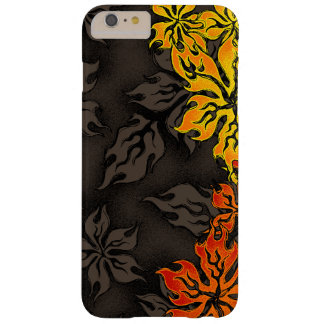Garden Inferno Tropical Flame Floral Barely There iPhone 6 Plus Case