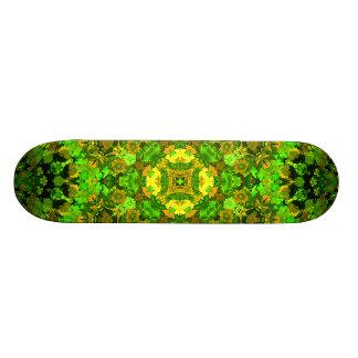 """Garden Inlay"" Eco-style Skateboard"
