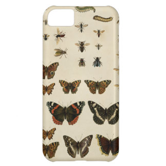 Garden Insects by Vision Studio Case For iPhone 5C
