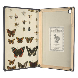 Garden Insects by Vision Studio iPad Air Cases