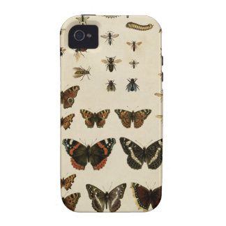 Garden Insects by Vision Studio iPhone 4/4S Case