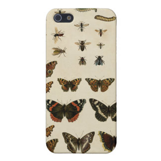 Garden Insects by Vision Studio Case For iPhone 5/5S