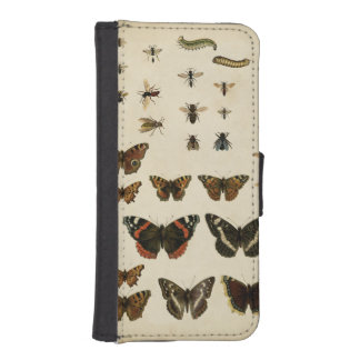 Garden Insects by Vision Studio Phone Wallet
