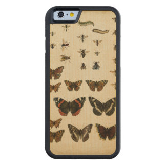 Garden Insects by Vision Studio Carved® Maple iPhone 6 Bumper
