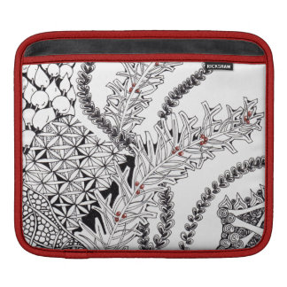 Garden-inspired iPad Sleeve